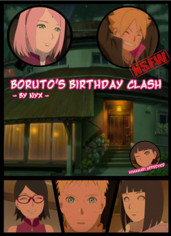 Boruto's Birthday Gift