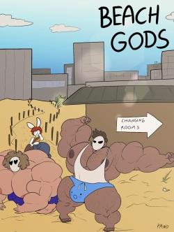 Beach Gods