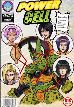 Voracious Comic's Power Cell