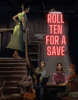 Roll Ten for a Save: Rawly Rawls Fiction