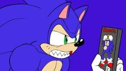 Sonic the Pervert 1-2 pics